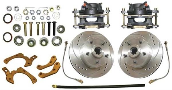 Disc Brake Conversion Kits - John Stuart Power Brake - Hamilton