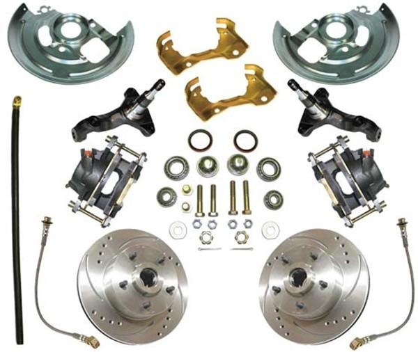 Disc Brake Conversion Kits - John Stuart Power Brake